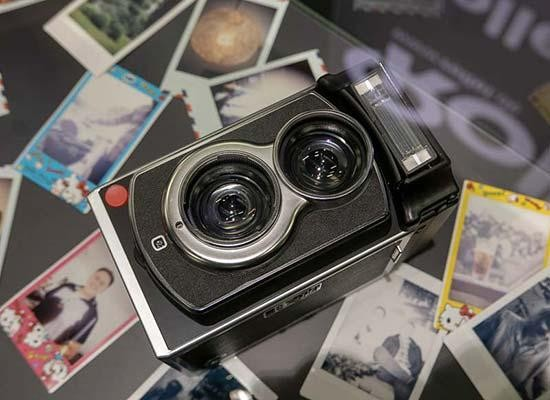 Rolleiflex Instant Kamera