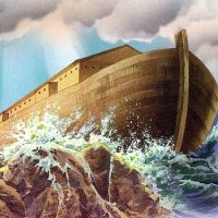 The Ark: A True Type of Christ, (Genesis 8)