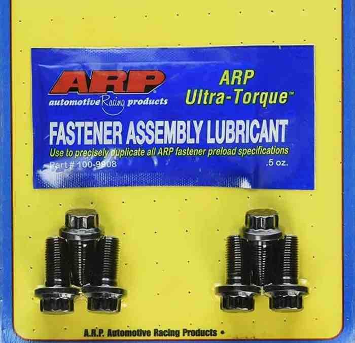 ARP Flywheel bolts