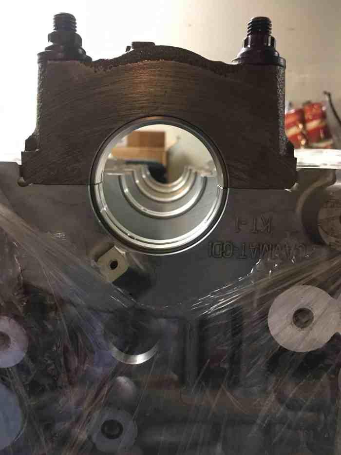 King bearing engine