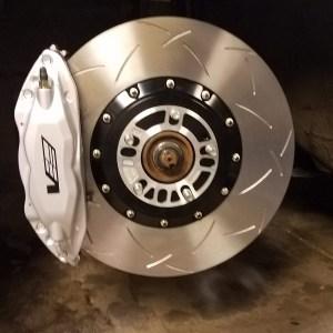 Suspension & Brakes