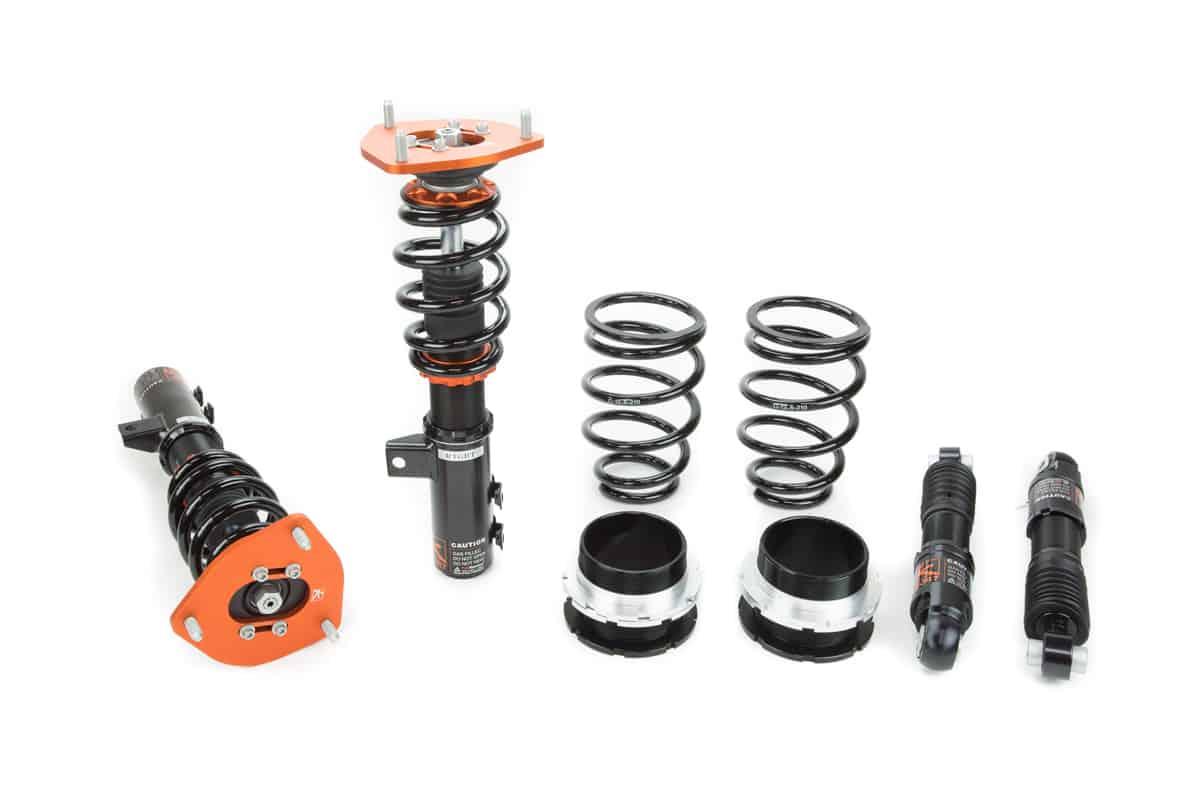 KSPORT Kontrol Pro coilovers 2012/17 Hyundai Veloster