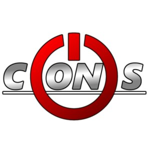 CONS Kassel Stream Ton Design Licht Logo