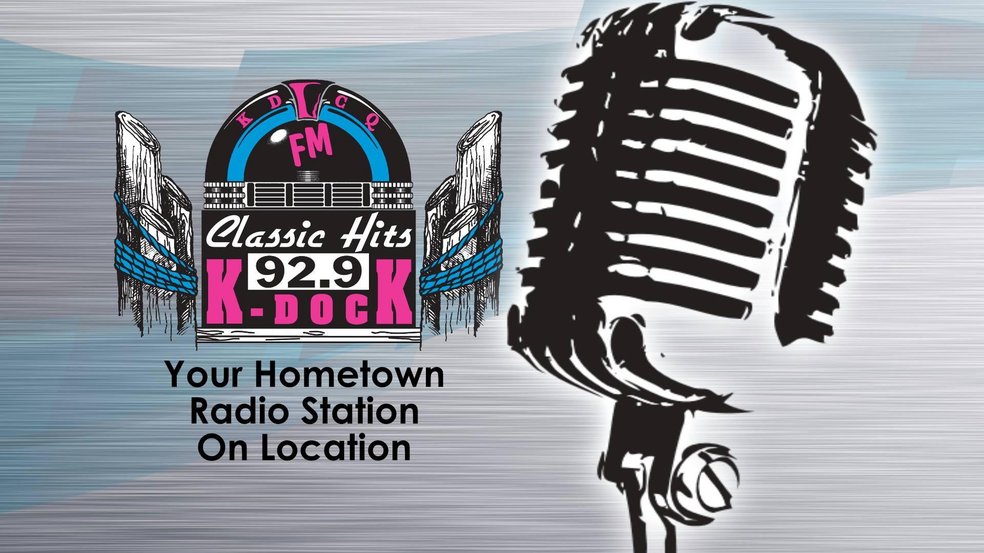 K-DOCK 92.9 FM   KDCQ