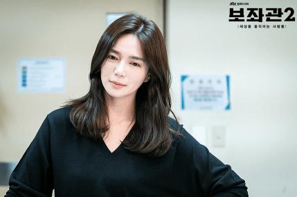 補佐官シーズン2|登場人物・キャスト情報|ユン・へウォン(イ・エリヤ)