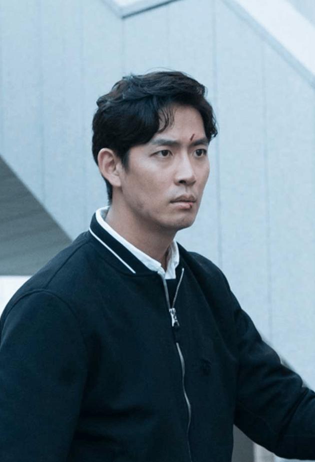 ハン・ギス(cast:キム・ミンソ)