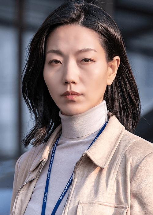 オ・ジファ(cast:キム・シンロク)