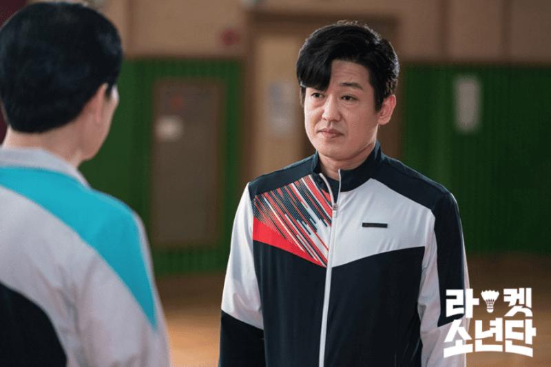チョンコーチ(cast:ホ・ソンテ)