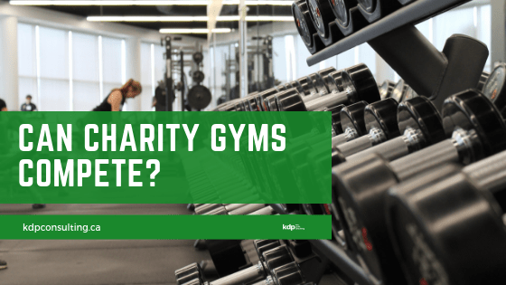 Community Charity Gyms | kdp nonprofit consulting