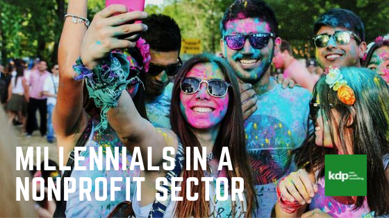 Attracting Millennials to the Nonprofit Sector