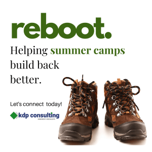 Helping summer camps build back better | kdpconsulting.ca