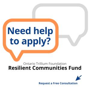 Ontario Trillium Foundation grants