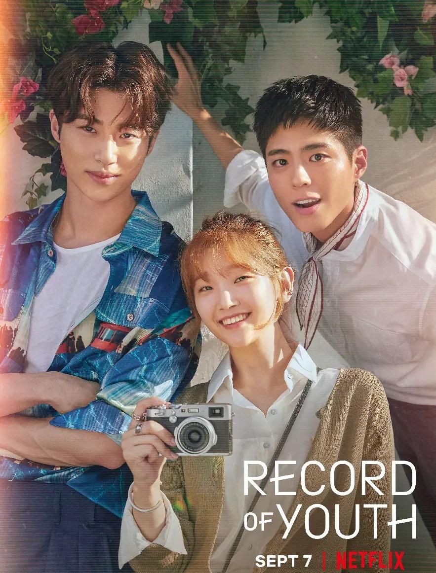 Poster phim Hàn trên Netflix: Record Of Youth