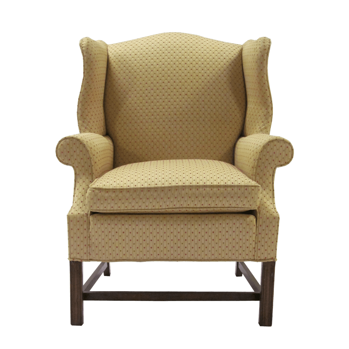 Wingback Tufted Chair Tufted Wingback Arm Chair