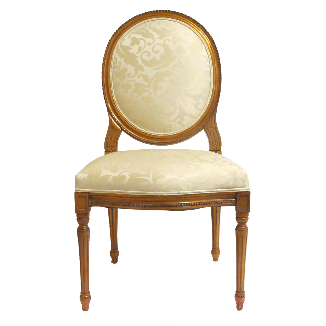 Oval Back Chair Louis Xvi Oval Dining Chair Kdrshowrooms