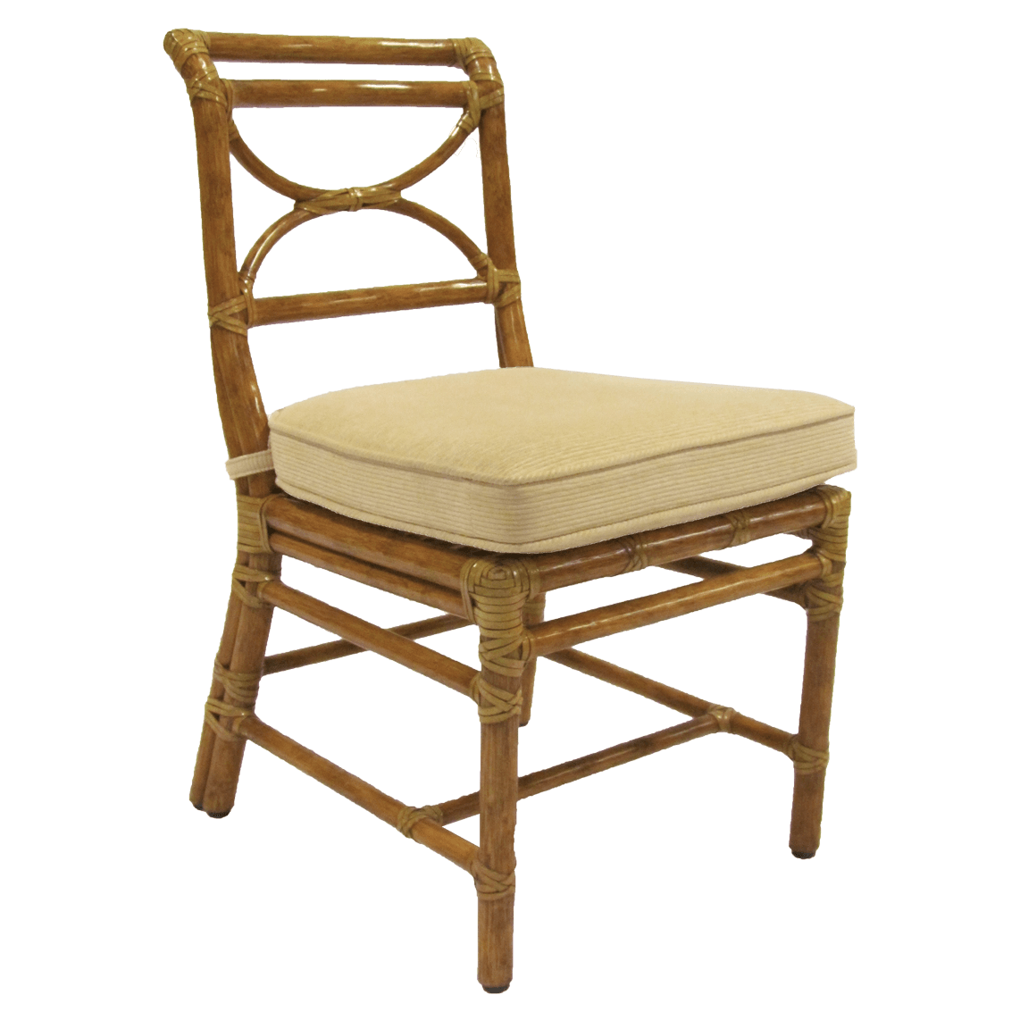 Wicker Side Chair Regency Rattan Side Chair Kdrshowrooms