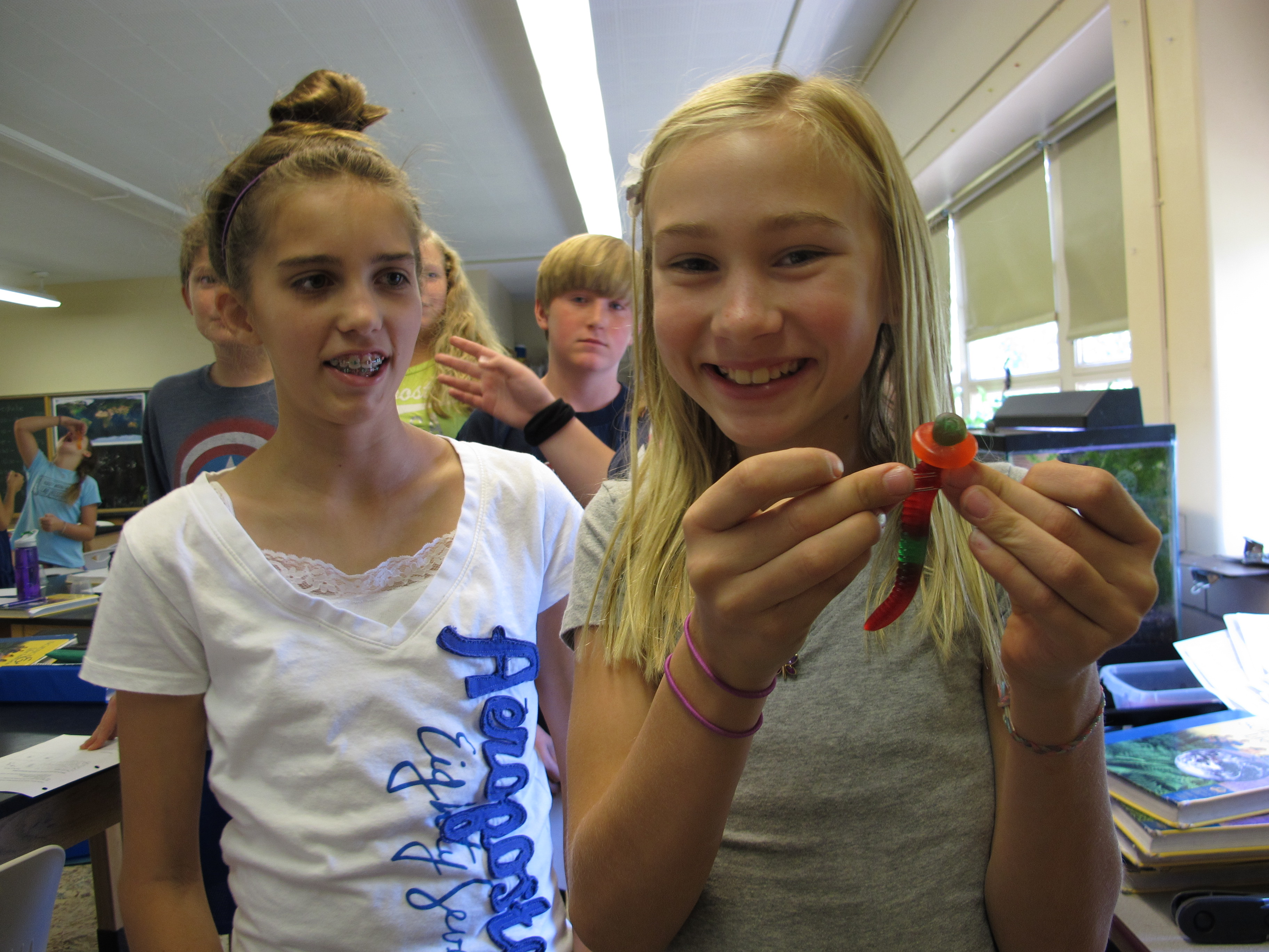 7th Grade Friday 31 August