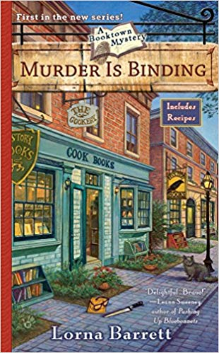 Books and murder. All in a bookstore. Who knew reading could be dangerous?
