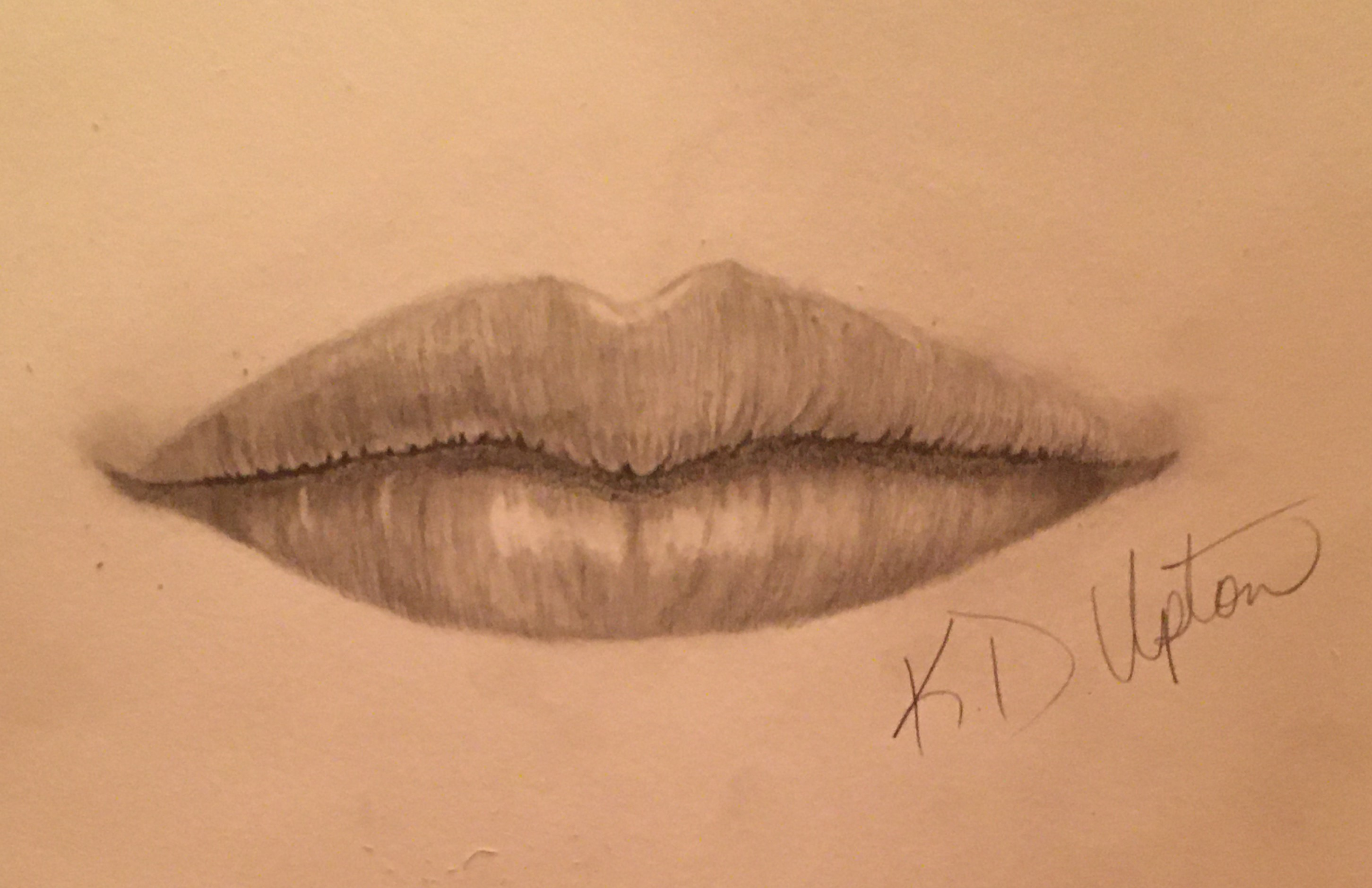 Drawing a Mouth