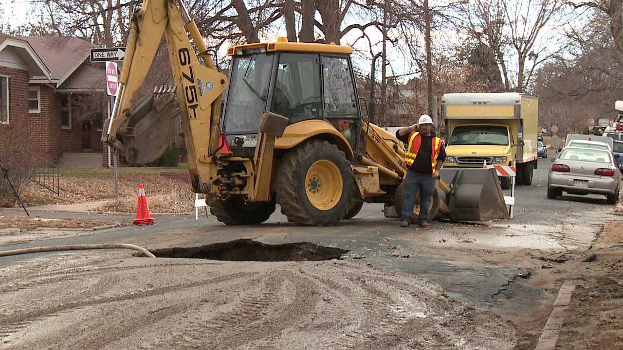 Denver Water system getting upgrades