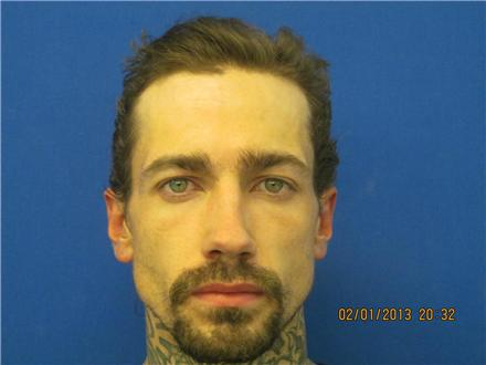 Steven Patrick Collins (Photo: Fremont County Sheriff's Office)