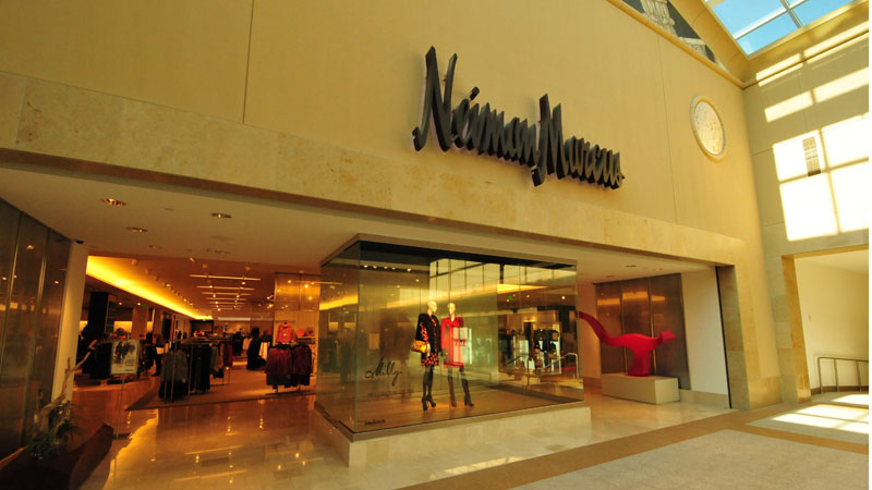 Neiman Marcus Store at Lenox Square Mall in Atlanta. (Photo: CNN Wire)