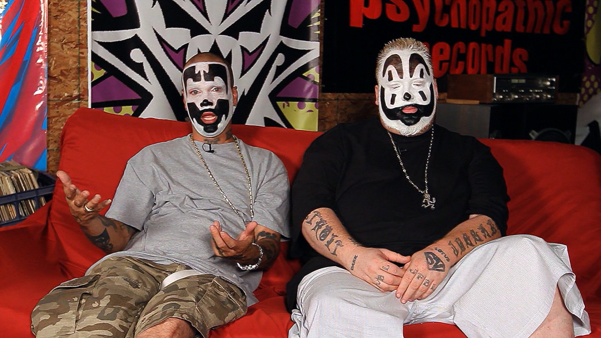 Insane Clown Posse Sues Fbi For Labeling Juggalo Fans A Gang