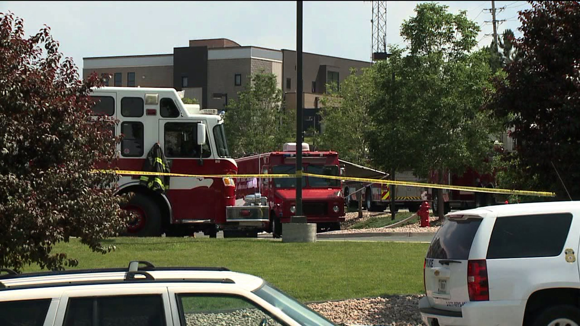 Suspicious package forces evacuation of social security office in Lakewood, Colo.