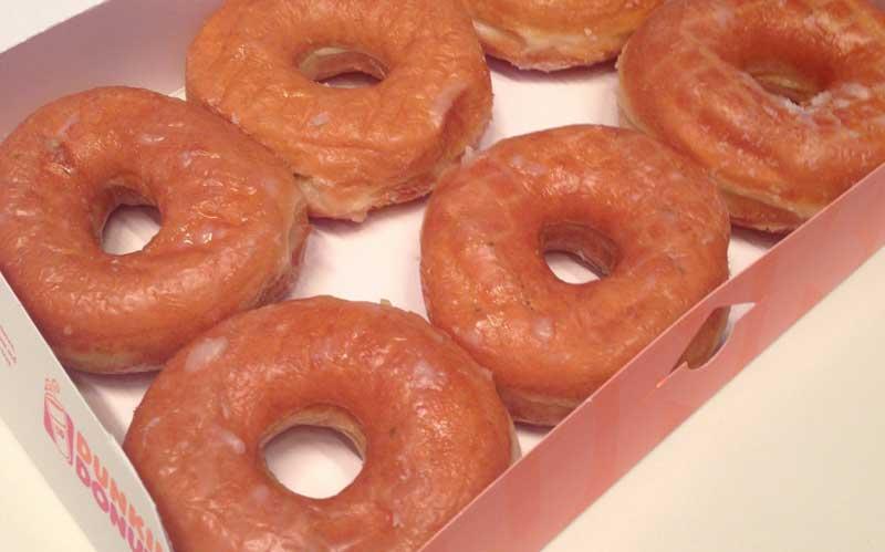 Dunkin' Donuts Photo: CNN