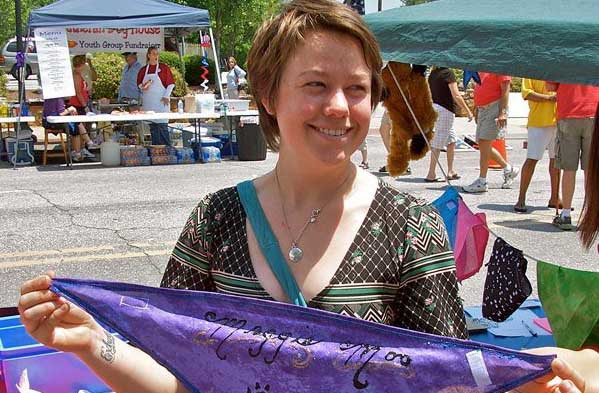 Michelle Wilkins. Photo provided by her family.