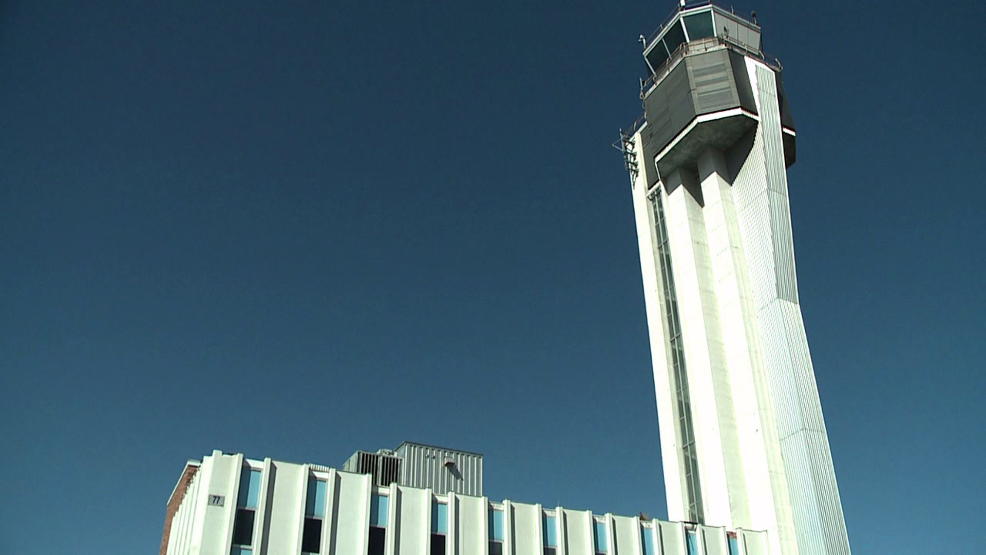 Stapleton Airport tower