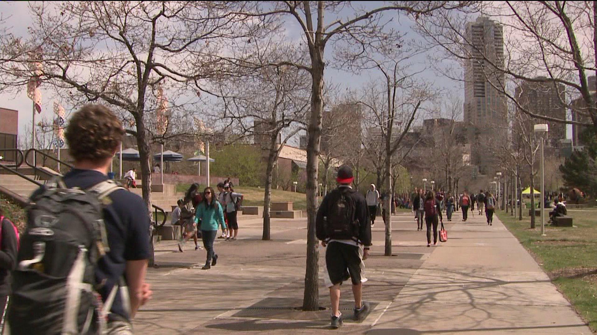 Metro State University in Denver