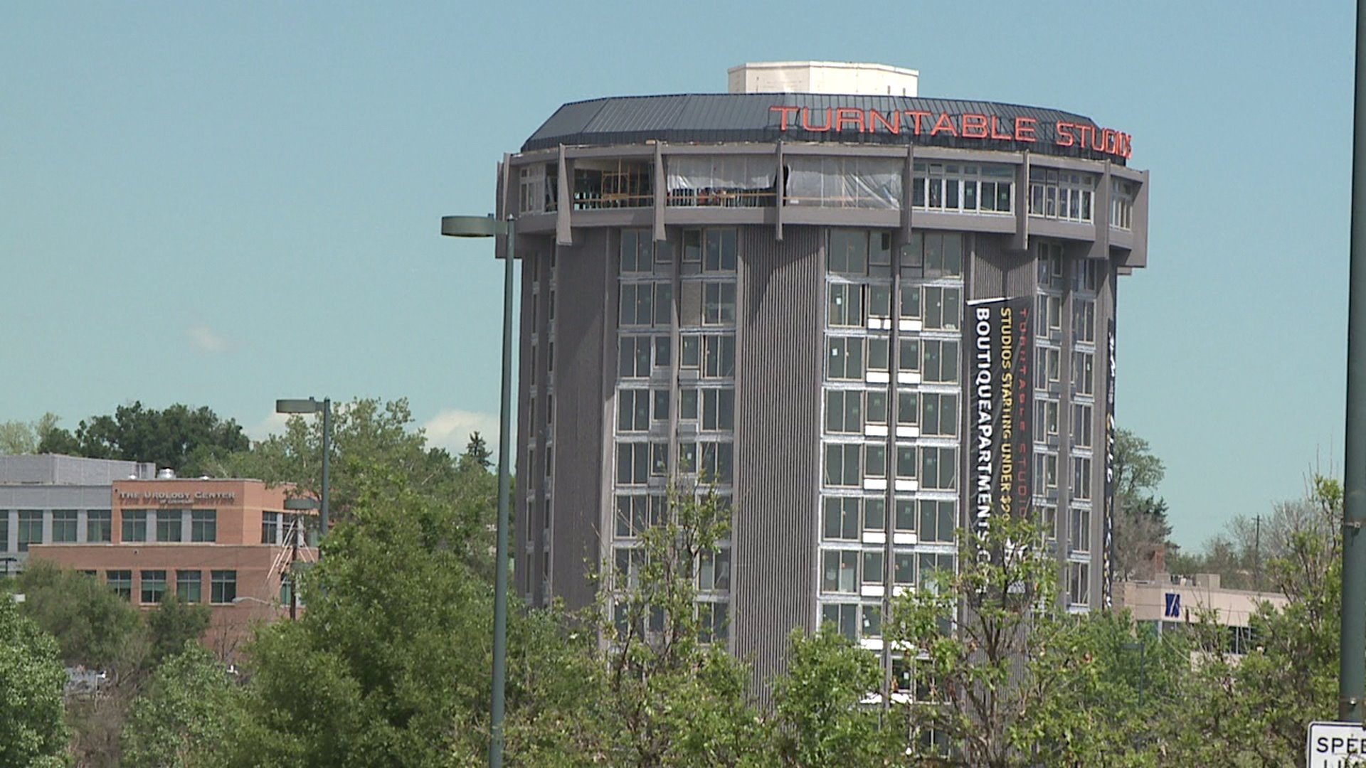 Well-known building next to Sports Authority Field turning ...