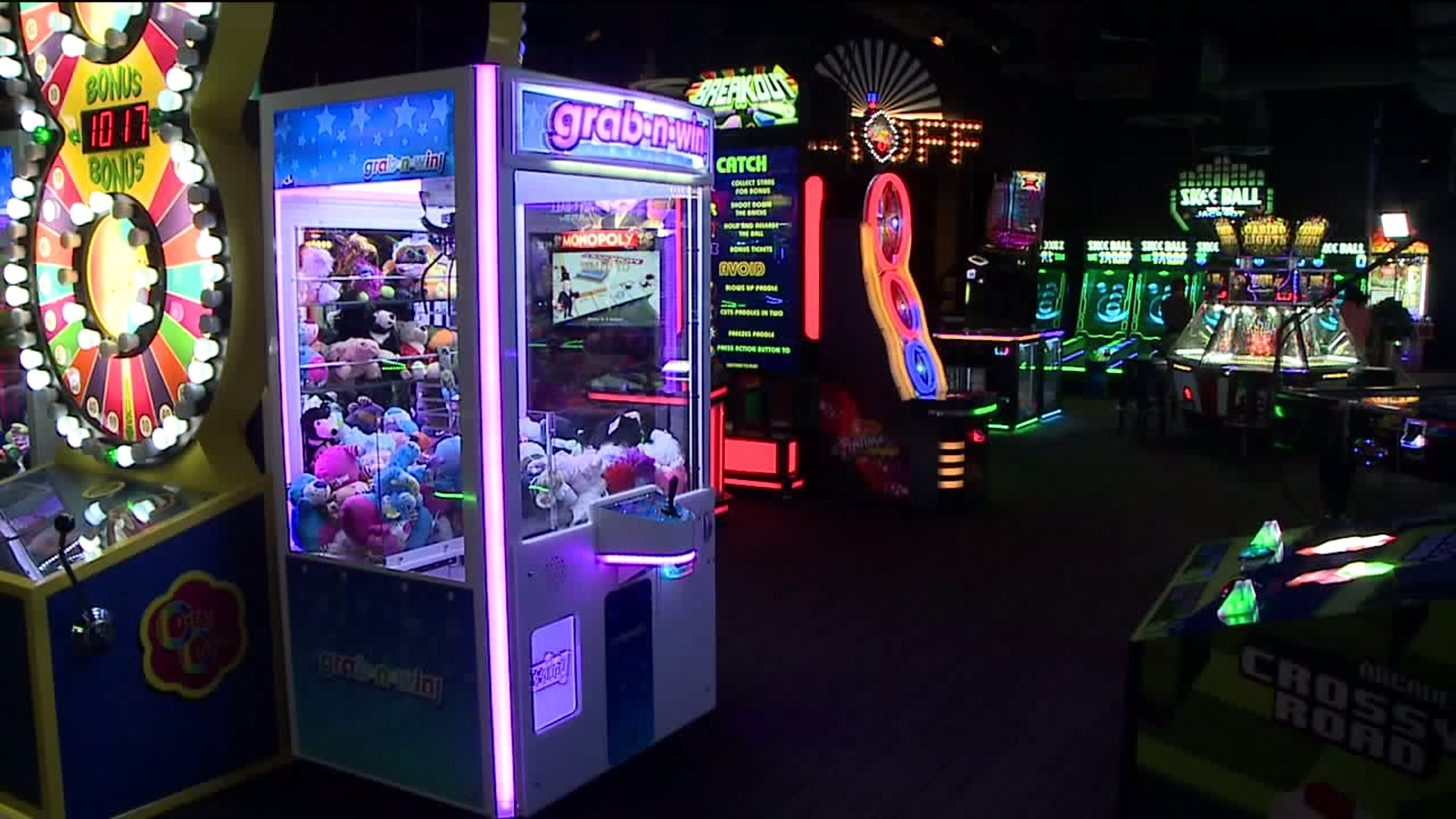 For the Win Arcade