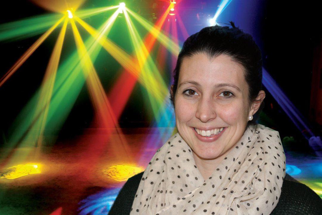 Noelle Bohaty - Kearney's Dancing with the Stars 2