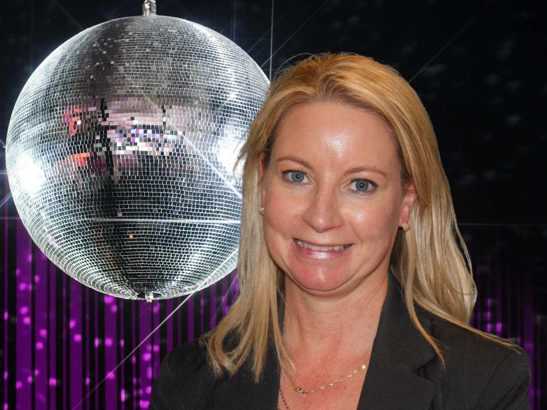 Betty Warren - Kearney's Dancing with the Stars 2