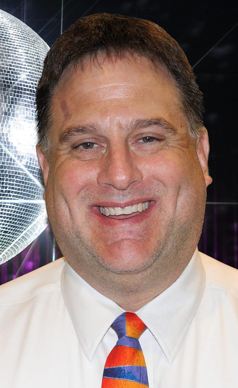 Mark Stute, principal, Meadowlark Elementary