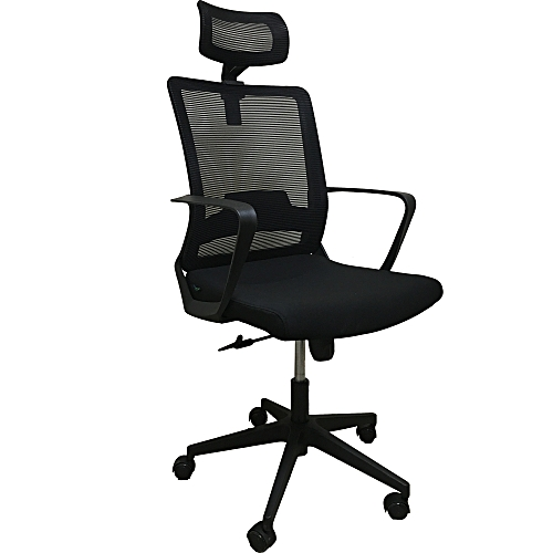 office chair kenya neutral posture chairs r us new arrival ergonomic high back with mesh and fabric seat