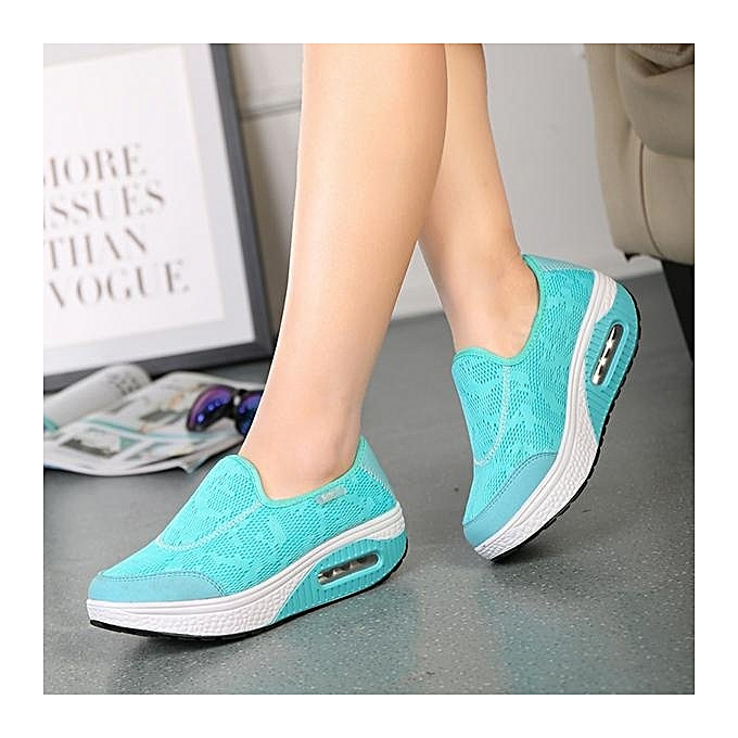 Slip On Canvas Sneakers For Women