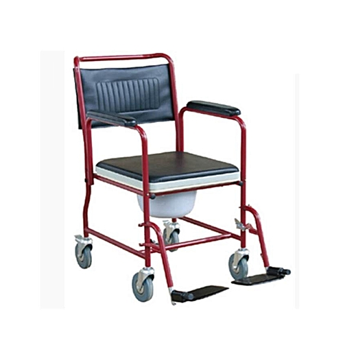 wheelchair jumia office waiting room chairs cheap elegant surgicals 691 692 detachable commode black
