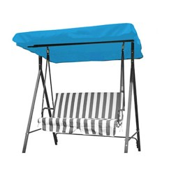 Swing Chair Replacement Office Covers Diy Generic 7 Colors 2 3 Seater Garden Canopy Spare Fabric Cover Best Price Jumia Kenya