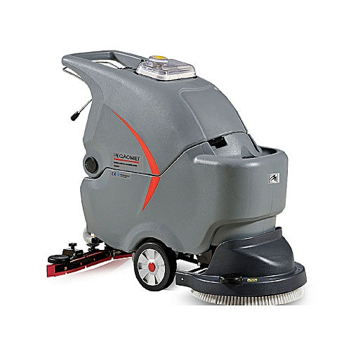 Generic WALK BEHIND WIRELESS FLOOR SCRUBBING MACHINE