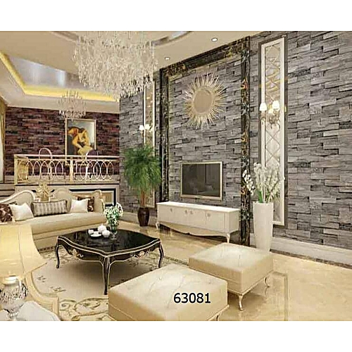 best wallpaper for small living room grey and tan generic interior decoration design price jumia kenya