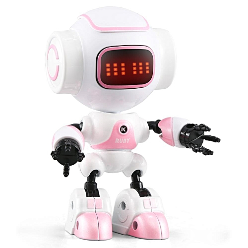 robot led touch control