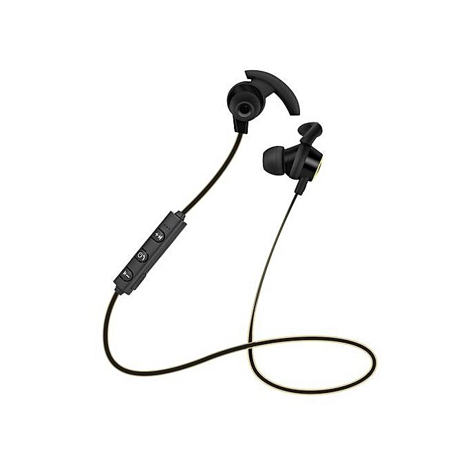 Buy Generic Bluetooth 4.1 Wireless Headphone Stereo Sports