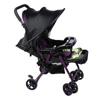 UNIVERSAL Baby Stroller Cover Infant Car Seat Sun Shade