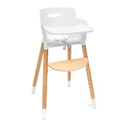 High Chair Wooden Legs Swivel Glides For Wood Floors Generic Childcare Pod Timber Baby Feeding Highchair Free Gift Best Price Jumia Kenya