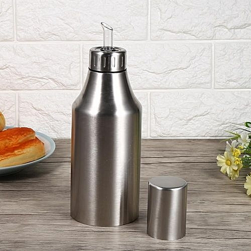 oil dispenser kitchen how to buy cabinets generic practical stainless steel supplies 1000ml