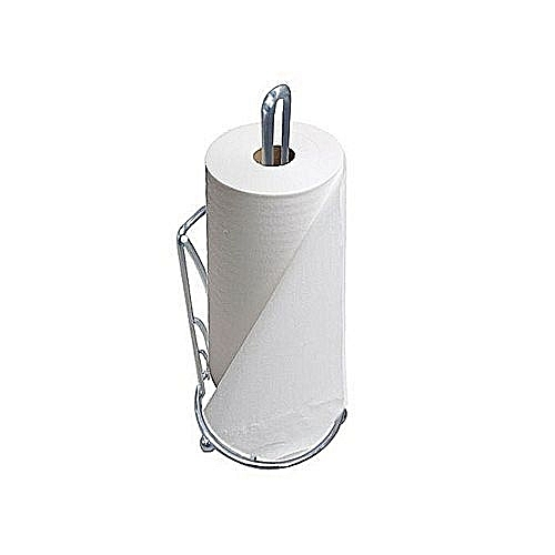 kitchen paper towel holder moen faucet with pull out sprayer generic stainless steel serviette roll napkin silver best price jumia kenya