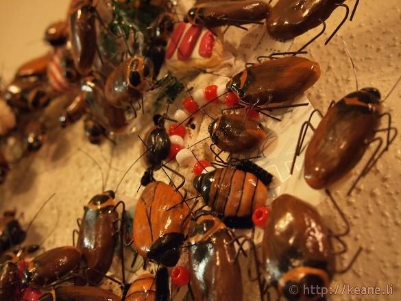Honolulu City Lights - Christmas 2012 - Bugs Wreath